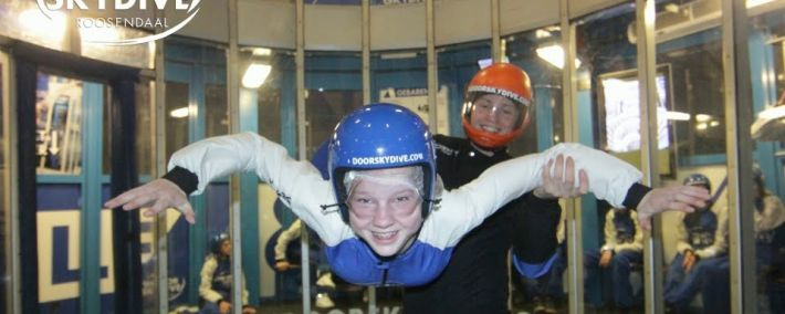 TW: Indoor Skydive